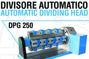 Divisor automático DPG 250